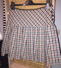 Tommy Hilfiger zimska plisirana suknja