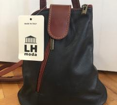 Mini ruksak-talijanska koža