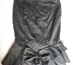 Pencil suknja s volanom
