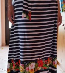 Duga proljetna suknja/haljina, s POŠTARINOM!!