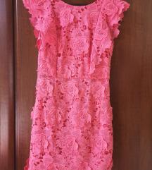 Topshop čipkasta haljina