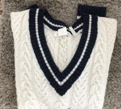 H&M vuneni pulover
