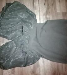 Crna mini haljina