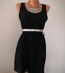TerraNova crna haljinica