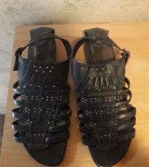 Tamnoplave sandale / SADA 20 kn