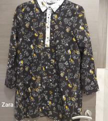 Zara jesenska haljina