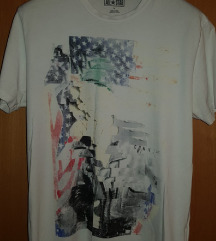 Muška kratka majica s printom