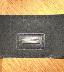 Veliki DKNY crni novčanik