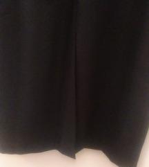 Nova duga crna svečana haljina