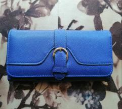 Novi plavi novčanik