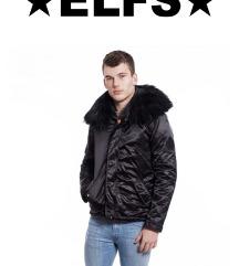 Elfs muška zimska jakna