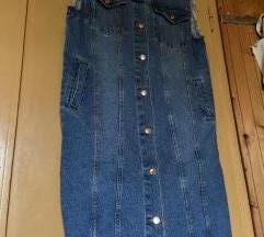 🍁ZARA prsluk/haljina od 34 do 38 XS/S
