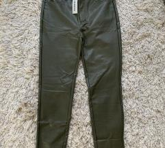 """Calzedonia """"kožne"""" hlače"""