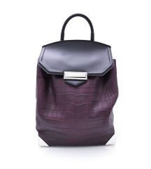 ALEXANDER WANG kožna torba / ruksak