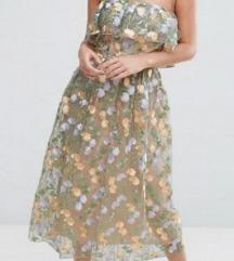 Bogata Asos haljina