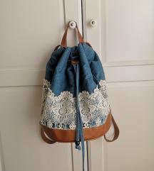 Rezervirano Traper ruksak u boho stilu