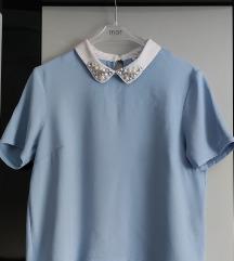Plava Pimkie bluza kratkih rukava