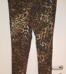 Leopard hlače/tajice