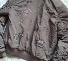 Bomber jakna H&m vel.170