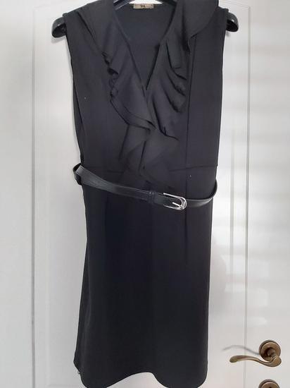 Crna haljina L