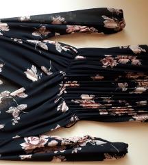 Prodajem cvjetnu haljinu