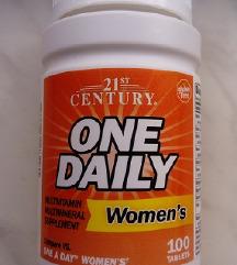 One daily multivitamin/multimineral za žene