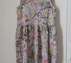 H&M cvijetna haljina 110/116