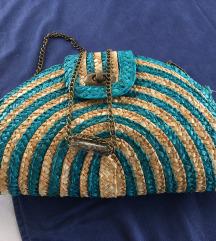 Tirkizna torbica-NOVO