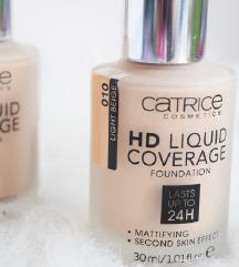 Catrice HD liquid coverage puder