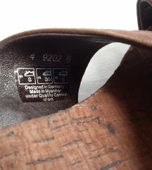 Smeđe kožne sandale Ara - NOVO