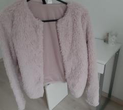Krznena jakna Hm