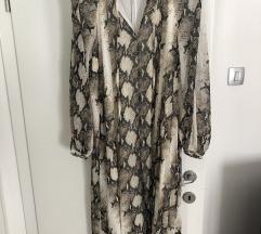Asos midi plisirana haljina UK14