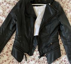 prava predivna kožna jakna na popustu 🏍🤍⭐️
