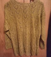Končani pulover - hand made