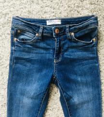 Skinny jeans hlače vel 34 - XS