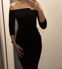 Crna Zara haljina - pt gratis