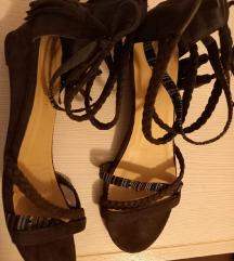 Sandale mala platforma