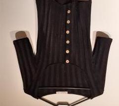 Stradivarius majica s capri rukavima