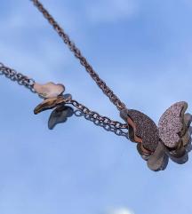 Ogrlica nehrdajuci celik