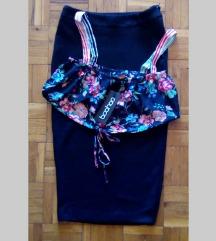 LOT suknja + crop top (PT uklj)
