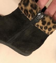 Ciciban čizme od antilopa