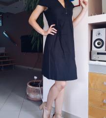 Carpe diem crna formalna haljina