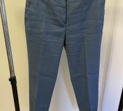 Massimo Dutti svijetlo plave hlače