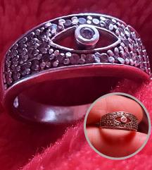 Prsten raritet,srebro 925