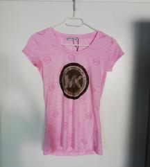 Majica roza Michael Kors M NOVO!