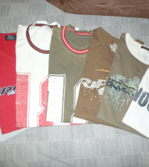 muške majice bez rukava