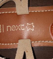 Next kožne japanke⬇️SNIŽENO 🏖️