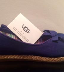 UGG sandale/špagerice tamno plave_NOVO