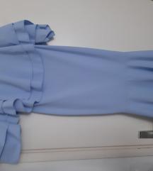 Baby plava svecana haljina