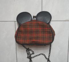 Novo ! Karirana torbica
